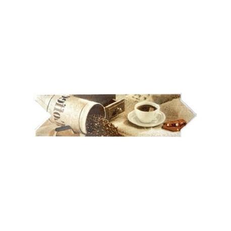 CENEFA 8X 25 CM / COWZ0707 / COLOR COFEE