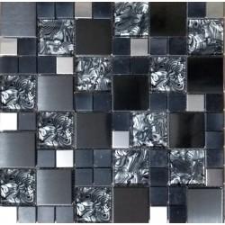 PARMA BLACK 30x30 cm
