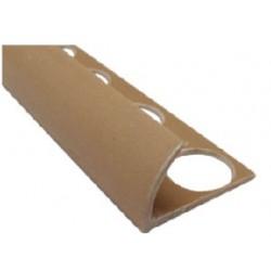 PERFIL LISO  ARENA 8.5x2.44 cm