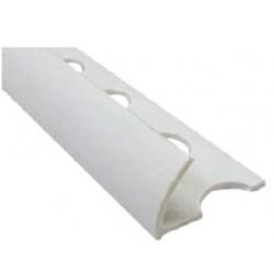 PERFIL LISO  BLANCO 8.5x2.44 cm