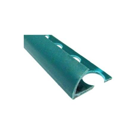 PERFIL  LISO VERDE JADE 8.5x2.49 cm