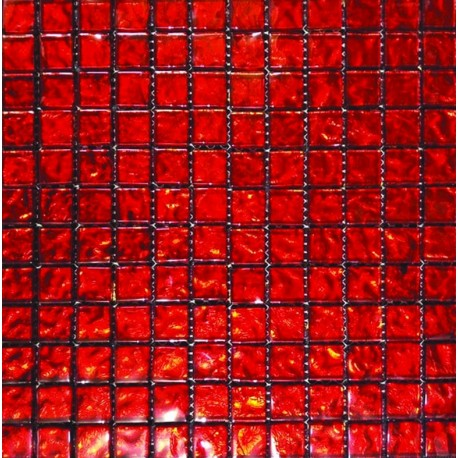 GANGES ROJO 30X30 cm